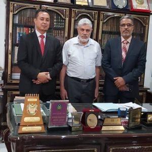 تعاون ثقافي أكاديمي بين جامعة السيد محمد بن علي السنوسي الإسلامية وجامعة الزيتونة بتونس.